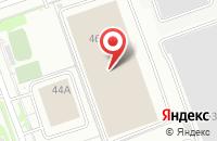Схема проезда до компании Кадфем Си-Ай-Эс в Москве