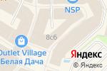 Схема проезда до компании GAS в Котельниках