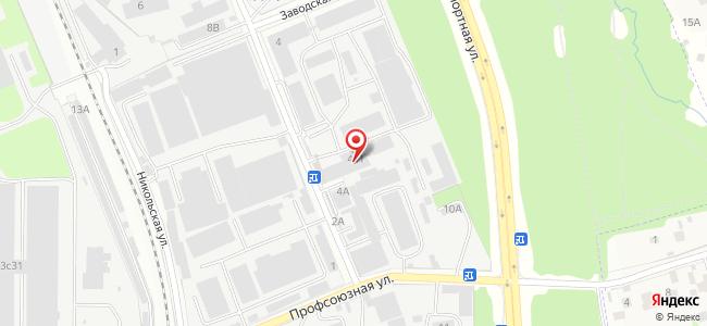 Реутов (Реутов городской округ, Московскаяобл.), Заводская, 4 к1