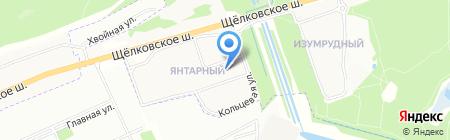 Лик-сервис на карте Балашихи
