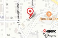 Схема проезда до компании Стройматериалы-Сад Пенсионеров в Старом Осколе