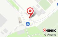Схема проезда до компании Серверк в Дзержинском