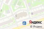 Схема проезда до компании Выездной сервисный центр по ремонту компьютеров и ноутбуков в Москве