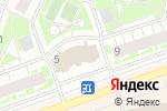 Схема проезда до компании Магазин профессиональной косметики в Москве