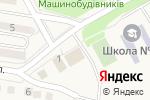 Схема проезда до компании Магазин хлебобулочных изделий в Ясиноватой