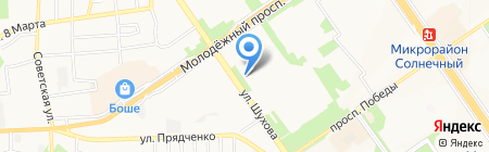 Sova31 на карте Старого Оскола