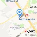 Мастер Потолков на карте Старого Оскола
