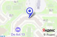 Схема проезда до компании MEBELSHOPOS в Москве