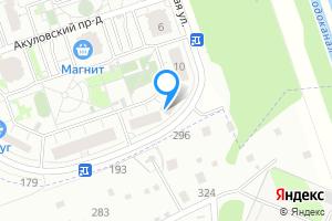 Двухкомнатная квартира в Балашихе микрорайон Янтарный, Кольцевая улица, 10