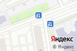 Схема проезда до компании Шарлет в Балашихе