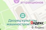 Схема проезда до компании Sarafan, студия современного танца в Ясиноватой