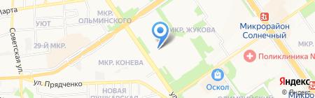 ПивОварЪ на карте Старого Оскола