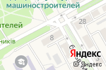 Схема проезда до компании Магазин бытовой химии в Ясиноватой