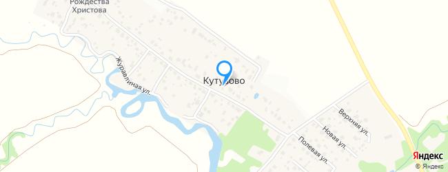 деревня Кутузово