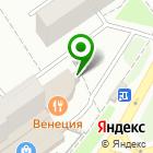 Местоположение компании ЕВРАЗ Металл Инпром