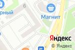 Схема проезда до компании Домофон-сервис, ЗАО в Старом Осколе
