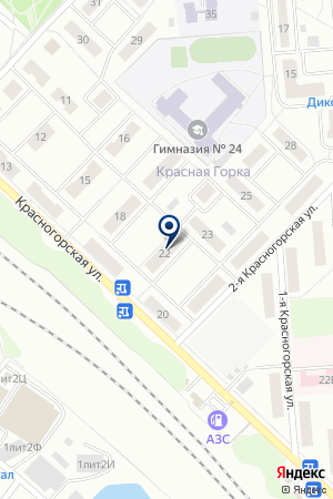 МАГАЗИН АВТОЗАПЧАСТЕЙ ОНИКС-7 на карте Люберец