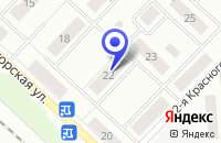Схема проезда до компании МАГАЗИН АВТОЗАПЧАСТЕЙ ОНИКС-7 в Красногорске