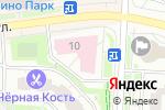 Схема проезда до компании Детская городская поликлиника №120 в Москве
