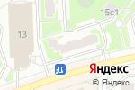 Схема проезда до компании Совет ветеранов №5 в Москве