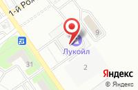 Схема проезда до компании Воронежавтозапчасть в Старом Осколе