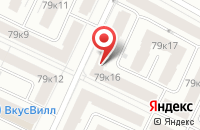 Схема проезда до компании Валентиновка парк в Королёве