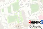Схема проезда до компании Магазин разливного пива в Балашихе