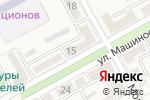 Схема проезда до компании Сияние в Ясиноватой