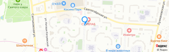 улица Татьяны Макаровой