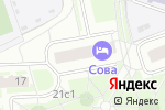 Схема проезда до компании МИЭЛЬ в Москве