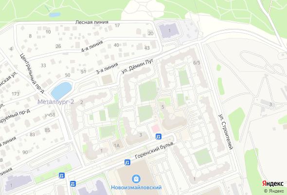 жилой комплекс Новое Измайлово
