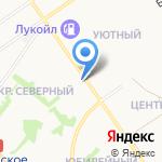 Н.И.К. ДЕНТ на карте Старого Оскола