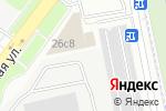 Схема проезда до компании Мир напитков в Москве