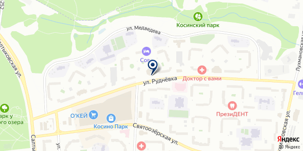 Vipservicemarket на карте Москве