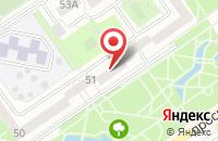 Схема проезда до компании Торгово-проектная компания в Старом Осколе