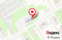 Схема проезда до компании Веснушка в Красном Пути