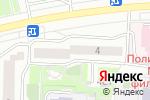 Схема проезда до компании Маркет в Москве