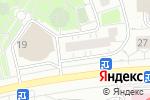 Схема проезда до компании Planeta-tv в Москве