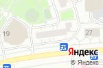 Схема проезда до компании PROдвижение в Москве