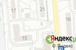 Схема проезда до компании Магазин рыбы и морепродуктов на ул. Митрофанова в Марусино