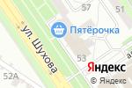 Схема проезда до компании Роспечать в Старом Осколе