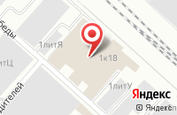 Схема проезда до компании Завод Пищевой Упаковки №1  в Люберцах