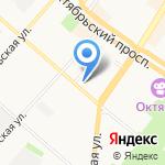 Архитектурно-планировочное управление Московской области на карте Люберец