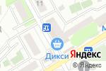 Схема проезда до компании Гранд и К в Москве