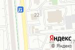 Схема проезда до компании Киоск по продаже кондитерских изделий в Марусино
