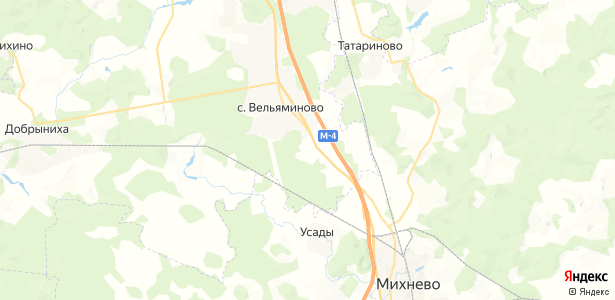 Поздново на карте