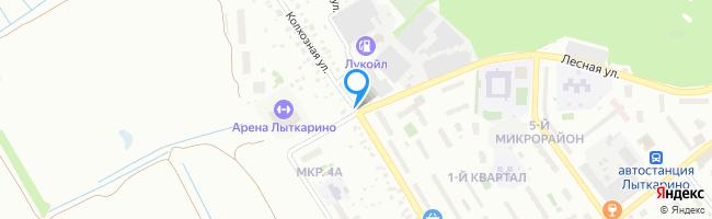 Колхозная улица