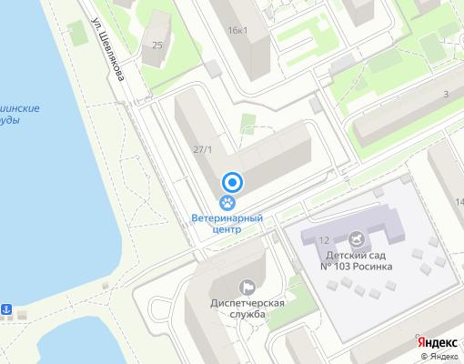 Управляющая компания «Жилтехносервис» на карте Люберец