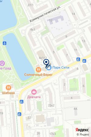 AVK РИЭЛТ на карте Люберец
