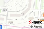 Схема проезда до компании День Процветания в Москве